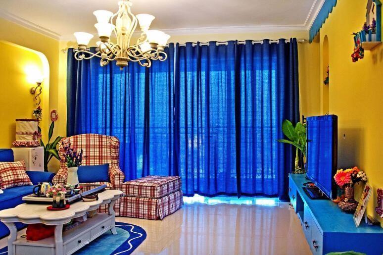 夏季窗簾材質選購技巧